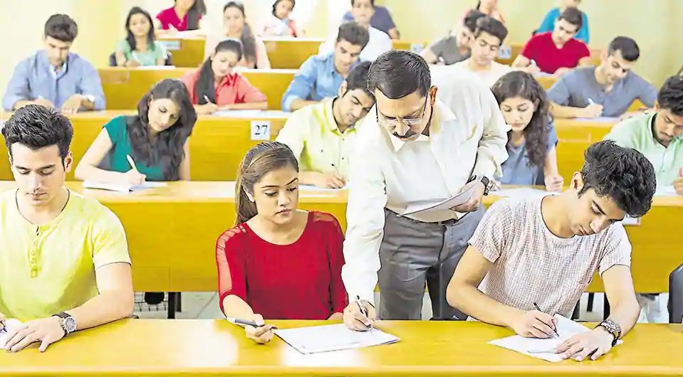 indian students giving competition exams the edtalk news