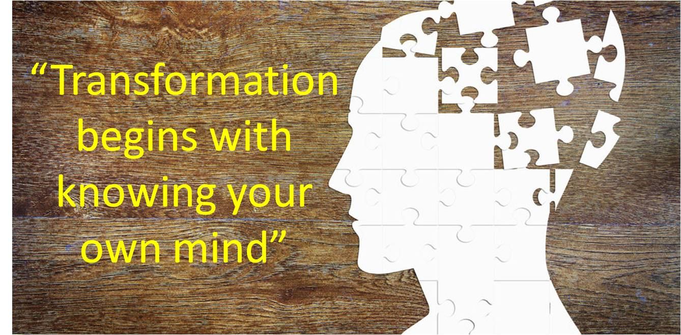 transformation begins with knowing your own mind the edtalk news and articles