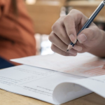 student giving entrance exams the eddtalk news