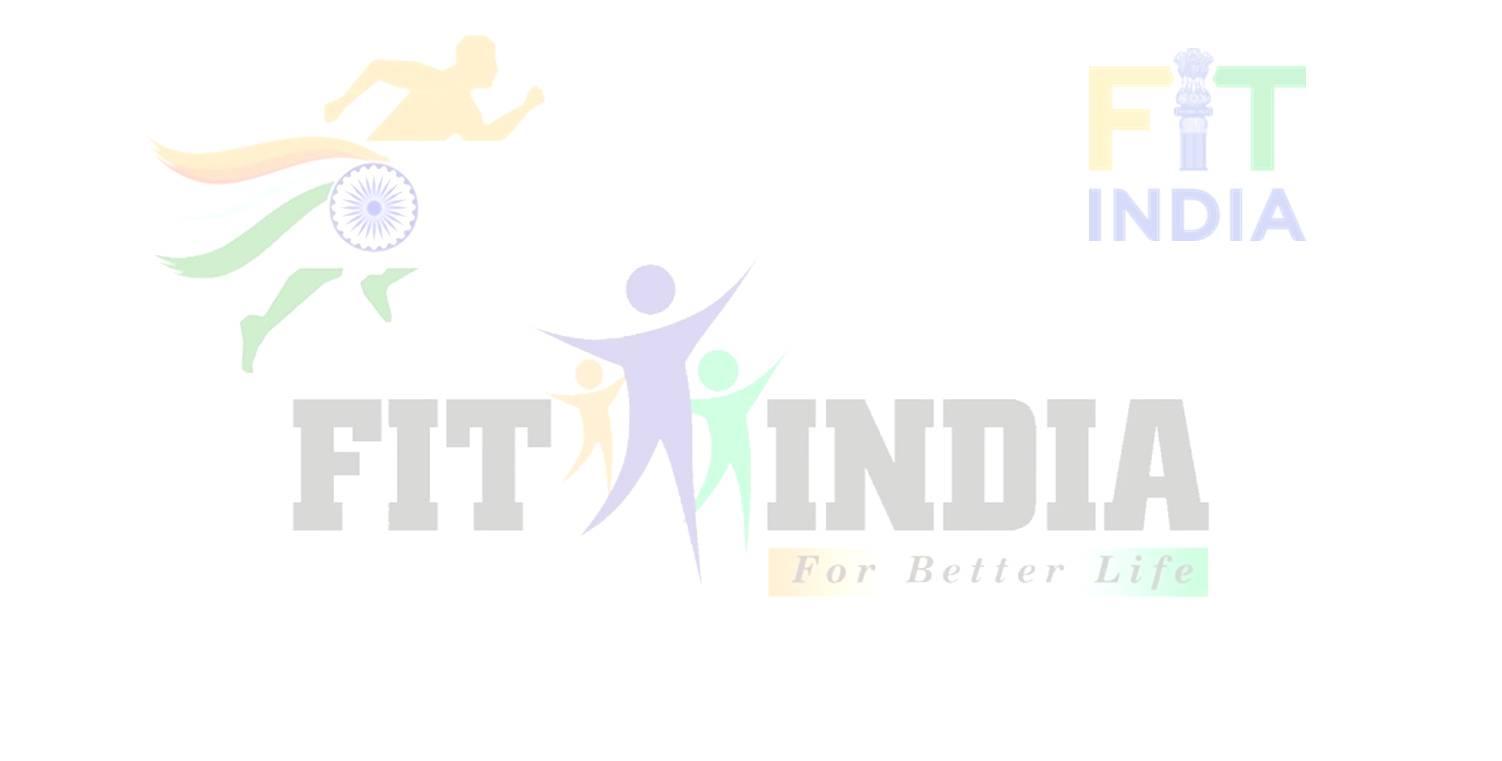 फिट इंडिया मूवमेंट