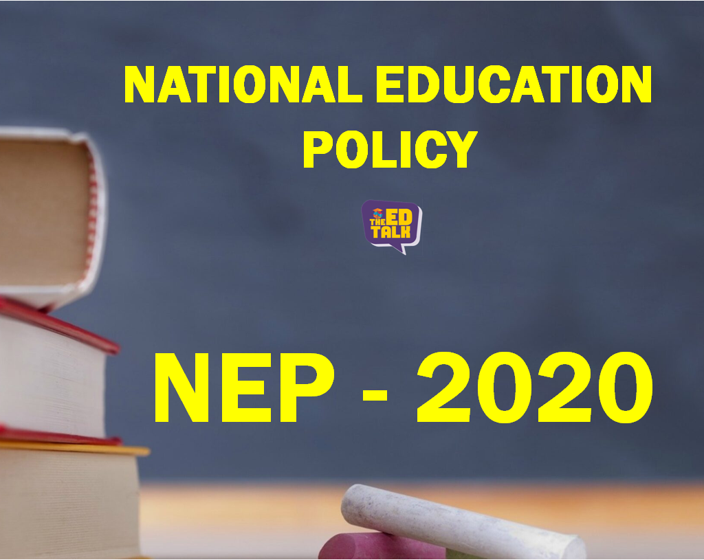 National Education Policy 2020 | NEP - 2020 | Self-Reliant India