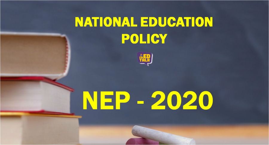 National Education Policy 2020 | NEP - 2020
