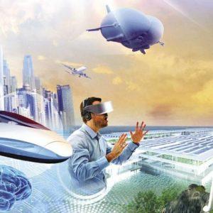 7 future technologies, technology of tomorrow