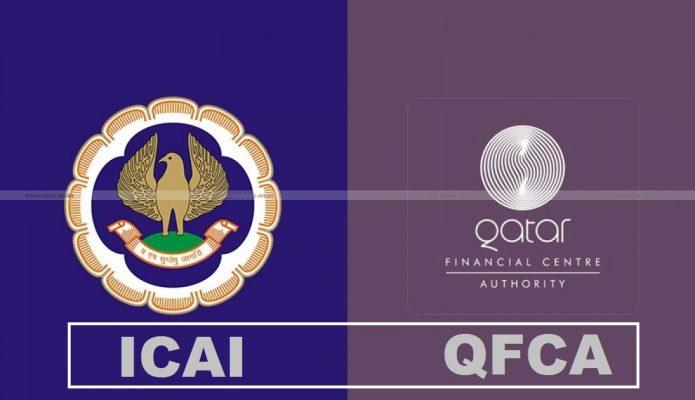 ICAI | QFCA | MOU