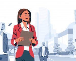 Women Leadership   Business Women
